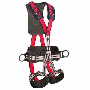 Cinturão de Segurança Paraquedista 5 pontos Steelflex STF CQCT5121 CA 35122