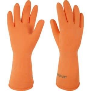 bd411344392f1 Luva de Proteção Latex Sanro Plus CA 6110   SafetyTrab EPIs