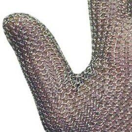 Luva de Segurança Proteção Malha Aço - Super Safety