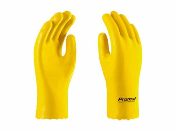 6065a5e0c14e9 Luva de Proteção Nitrilon 681 Promat CA 34782   SafetyTrab EPIs