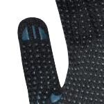 Luva de Segurança Proteção Pigmentada Preta - Super Safety