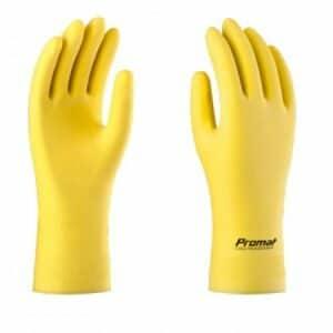 Luva Tricotada Pigmentada Preta Mix Super Safety CA 33818   SafetyTrab 614f3b9c17