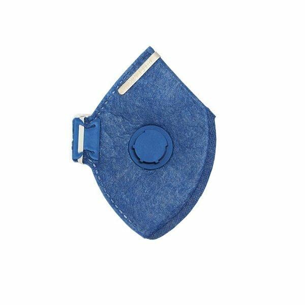 d7f5c2940e00c Máscara Proteção Respiratória PFF2 com Válvula Pro Face Deltaplus
