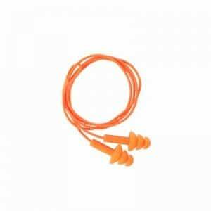Protetor Auricular de Silicone Plug Freitas EPIs CA 18189