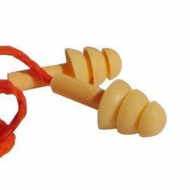 Protetor Auricular em Silicone com Cordão - Pomp Plus - 3M
