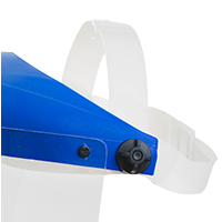 Protetor Facial PRO VISION 10″ CS - Incolor - Pro Safety
