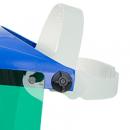 Protetor Facial PRO VISION 10″ CS – Verde – Pro Safety