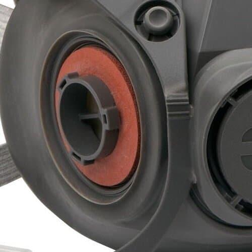 Respirador Máscara Semifacial Série 6200 Reutilizável - 3M