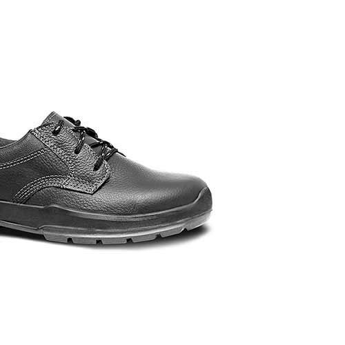 Sapato de Segurança de Amarrar com Bico PVC Fujiwara CA 28049