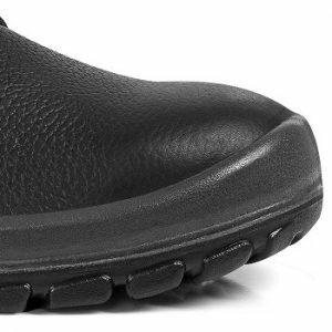Sapato de Segurança de Amarrar sem Bico de Aço Fujiwara