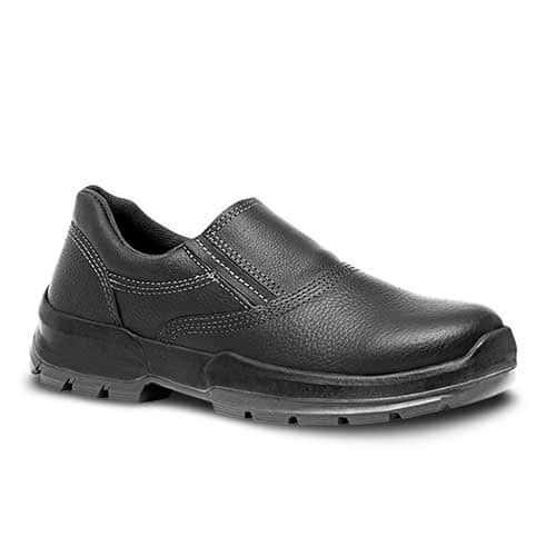 3ae2e6228cdf2 Sapato de Segurança de Elástico com Bico de PVC Fujiwara CA 29675