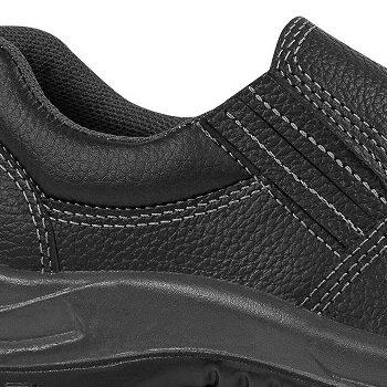 Sapato de Segurança de Elástico sem Bico de Aço Fujiwara