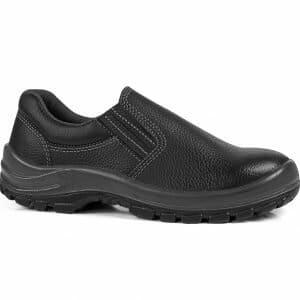 Calçado de proteção de Elástico sem Bico de Aço