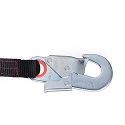Trava-queda para corda de 12mm extensor fita MULT 1886A - MG Cinto