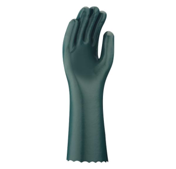 Luva de Segurança Proteção PVC Vinilplast Lisa - Promat