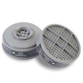 Filtro Químico Cartucho para Respirador Vapor Orgânico - Honeywell