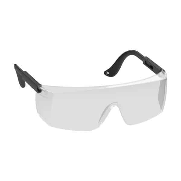 Óculos de Segurança Proteção Evolution Incolor - Valeplast