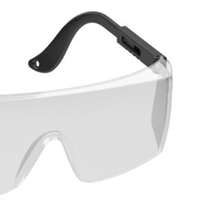 351ede7fd Óculos de Segurança Evolution Incolor Valeplast CA 40091
