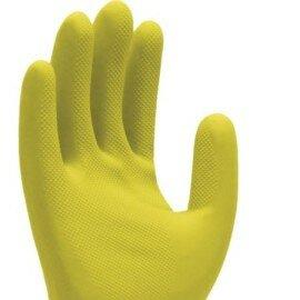 Luva de Segurança Proteção Latex Natural Household - Super Safety
