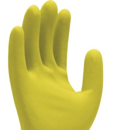 Luva de Latex Natural Household Super Safety CA 33326