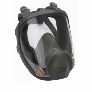 Respirador Facial Inteira Série 6800 - 3M