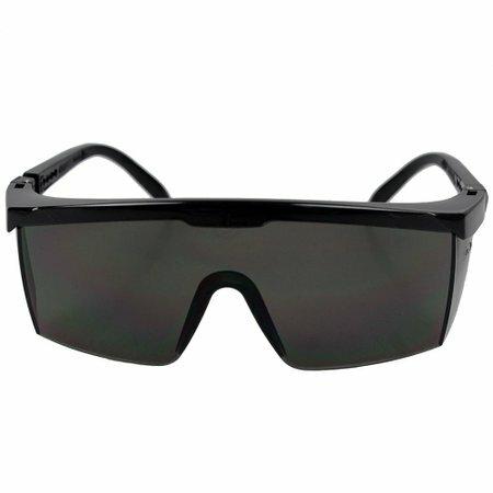 b2d66684b4698 Óculos de Segurança Kalipso Cinza Jaguar CA 10346 - Equipamentos EPI