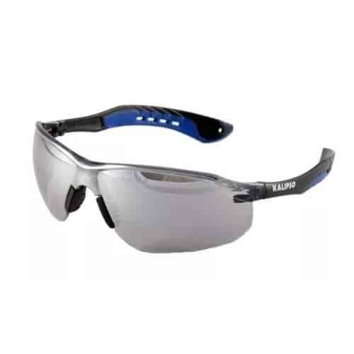 48db2191ee845 Óculos de Segurança Kalipso Jamaica Cinza Espelhado CA 35156