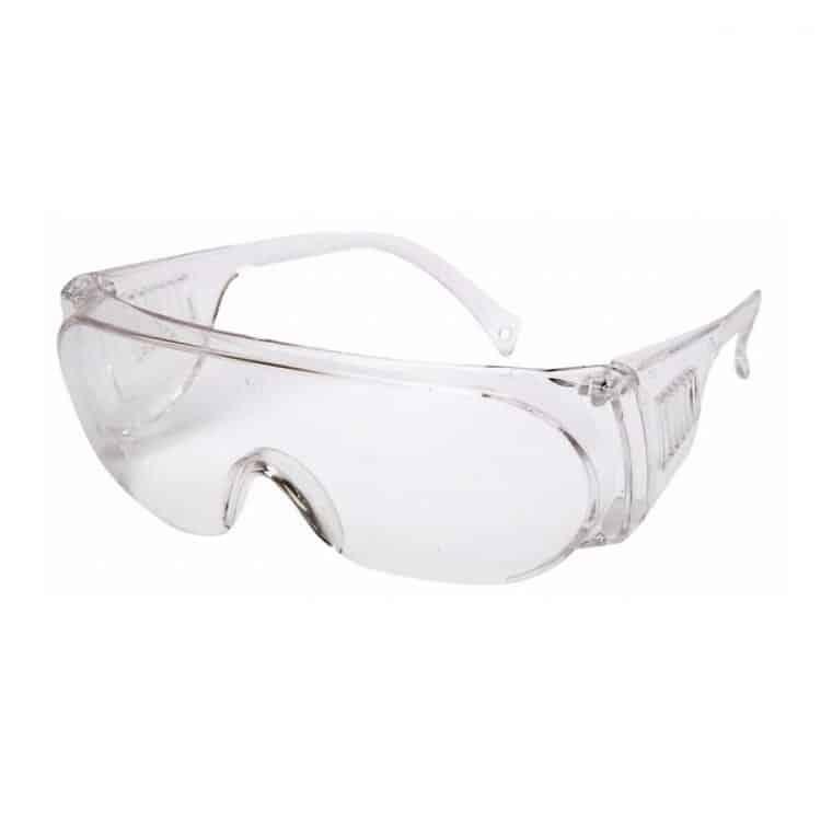 d71e3ea339c2d Óculos de Segurança Incolor Kalipso Panda CA 10344