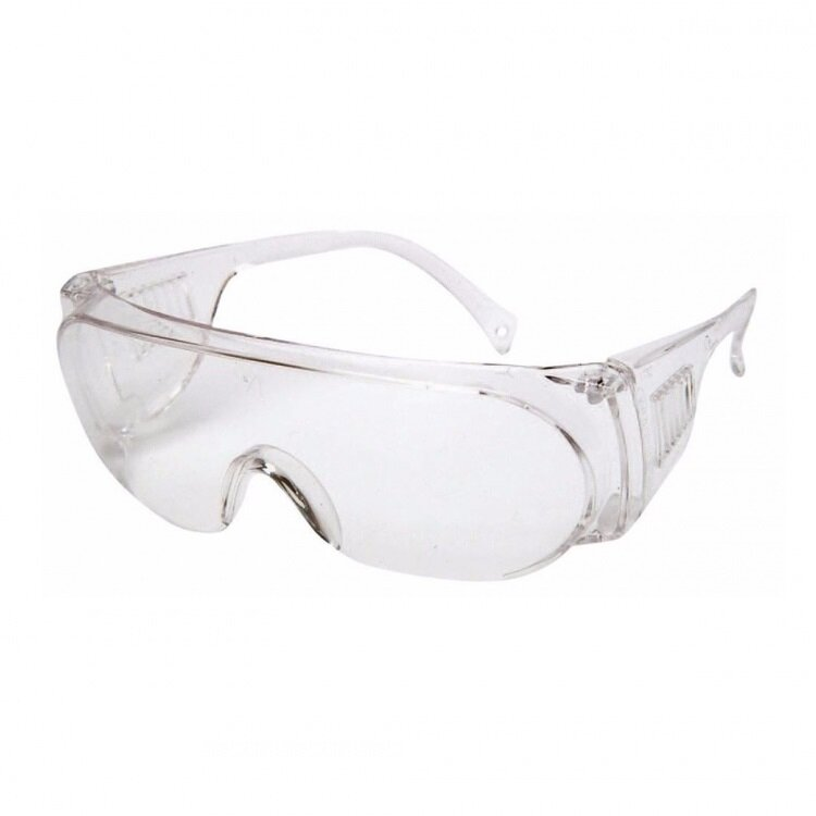 Óculos de Segurança Incolor Kalipso Panda CA 10344 ad4093cc17