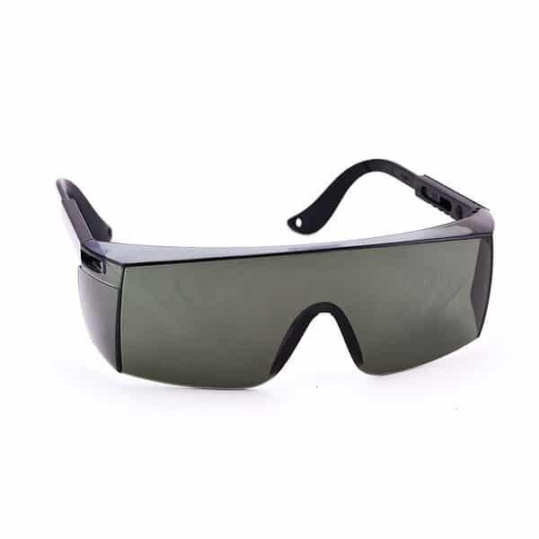 44cbcc43935f2 Óculos de Segurança Evolution Valeplast Cor Cinza CA 40091 - EPI
