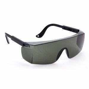 Óculos de Segurança Proteção Evolution Cinza - Valeplast