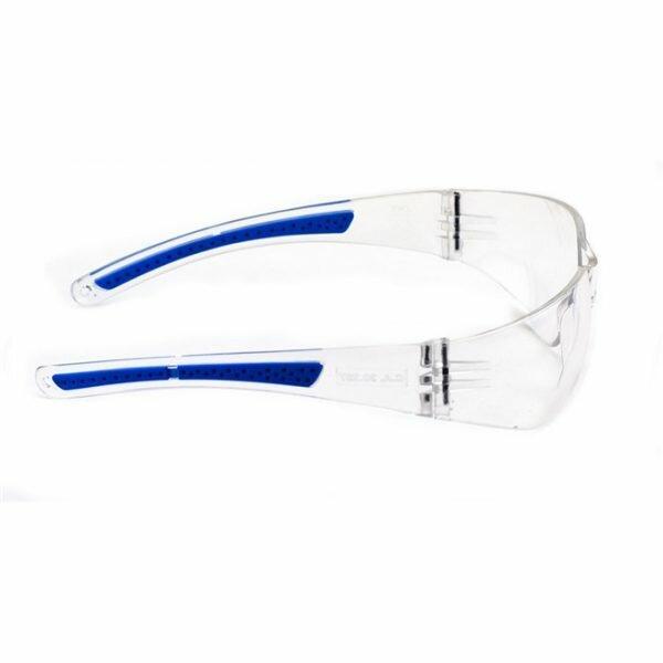 Óculos de Segurança Proteção New Stylus Incolor - Valeplast