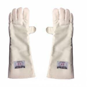 luva para cozinha industrial rio valley 5 dedos proteção térmica