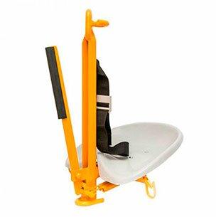 Cadeira Suspensa Para Trabalho Em Altura Fibramfer