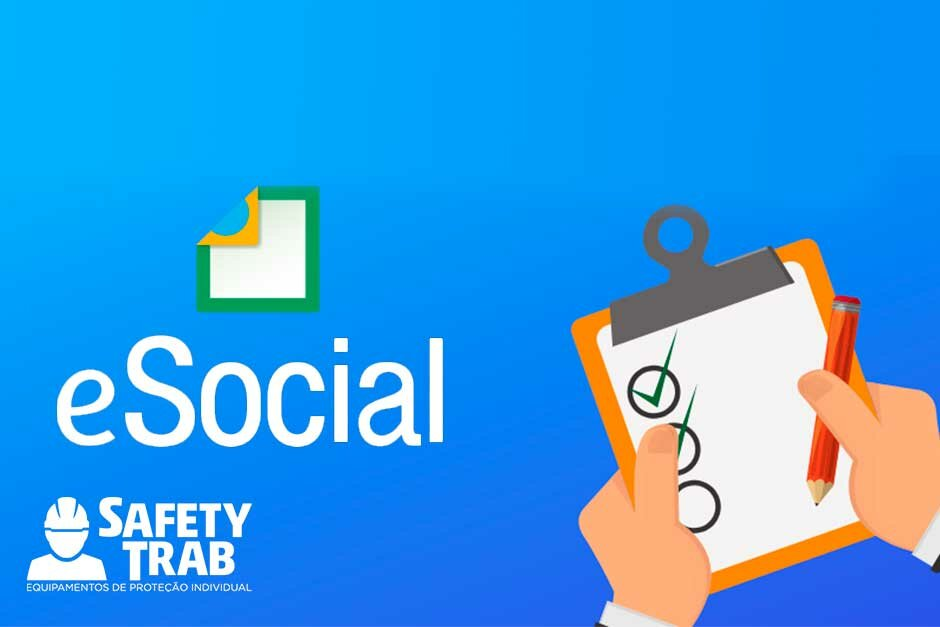 eSocial  Dados sobre segurança do trabalho serão obrigatórios ca0c3ea224