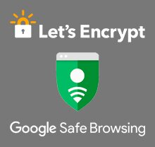 SafetyTrab EPI - Lets Encrypt Google Security