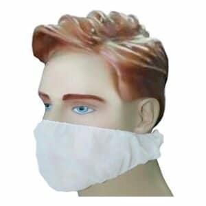 Máscara Protetora de Barba e Bigode Sky Descartáveis